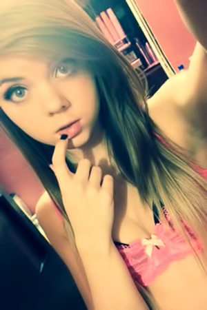 Teen Lingerie Show In Private Self-shot Pictures