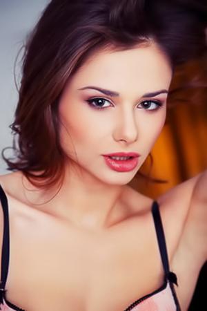 Stunning girl spreads