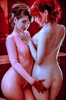 Bianca Beauchamp And Madria Dulce
