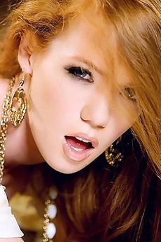 Skinny Redhead Heather Carolin