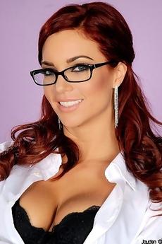 Jayden Cole Wearing Glasses