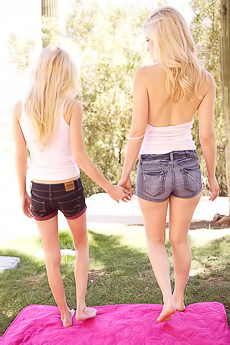 Charlotte Stokely And Odette Delacroix