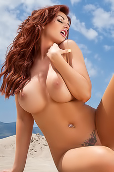 Steaming Hot Ginger Chick Tommie Jo