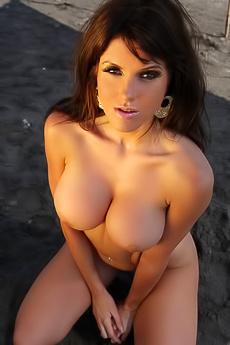 Captured On The Beach