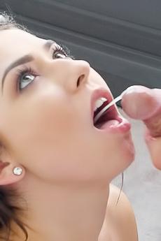 Melissa Moore Cum Facialed